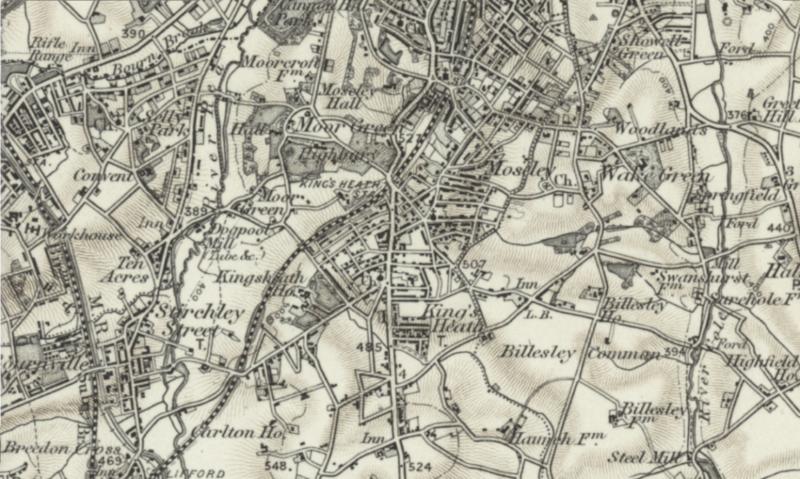 King's Heath 1898