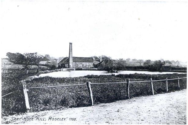 sarehole mill 1905
