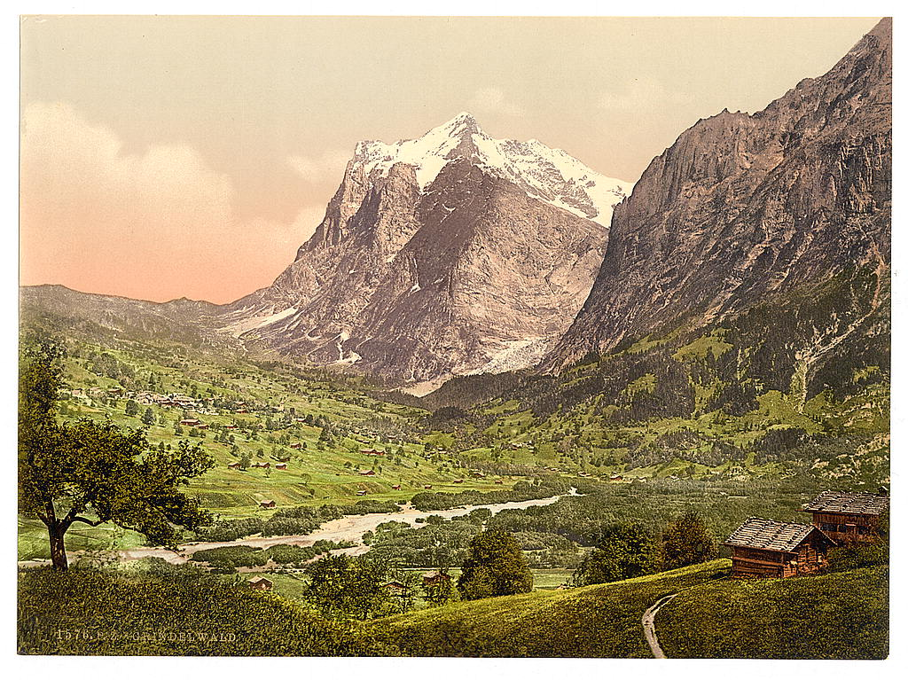 Grindelwald 1900