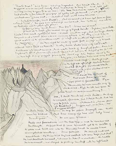 222_Tolkien+Draw Shelob'lair_web